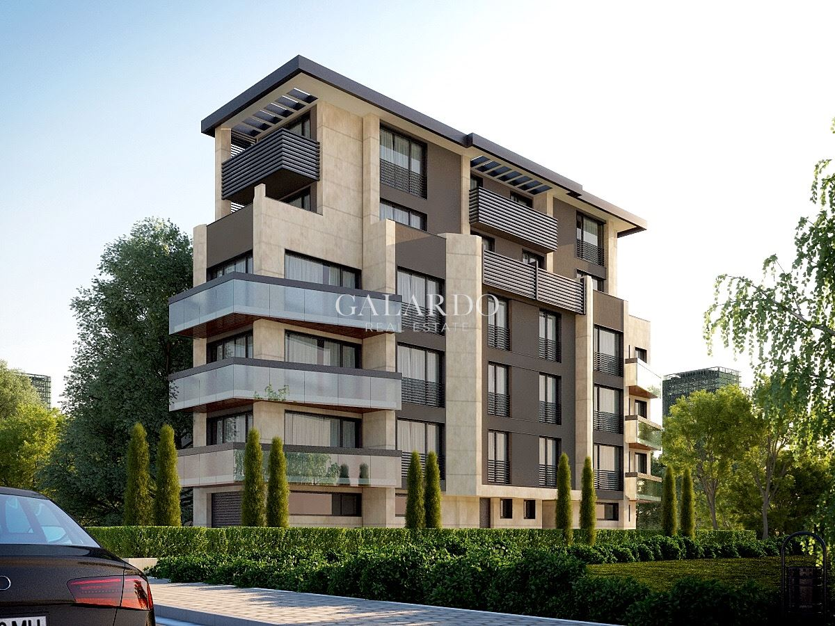 """Two-bedroom apartment on a communicative place in """"Manastirski livadi"""""""