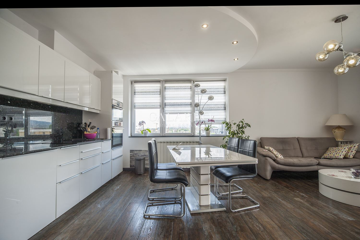 Lovely apartment with amazing view in complex Tiara