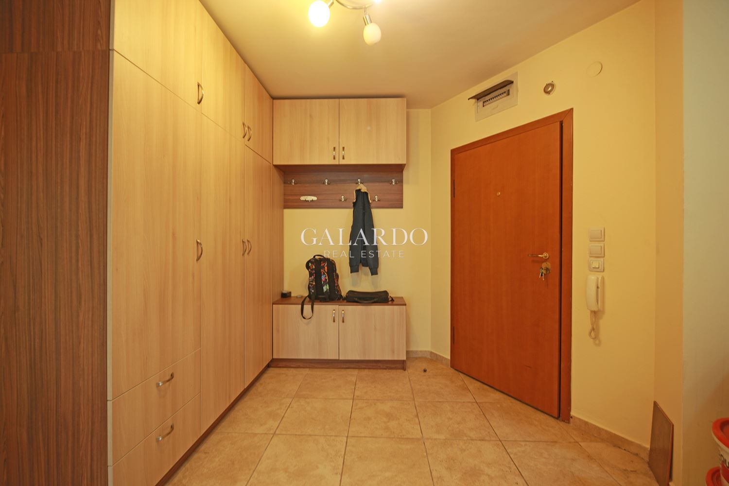 Spacious one-bedroom apartment in