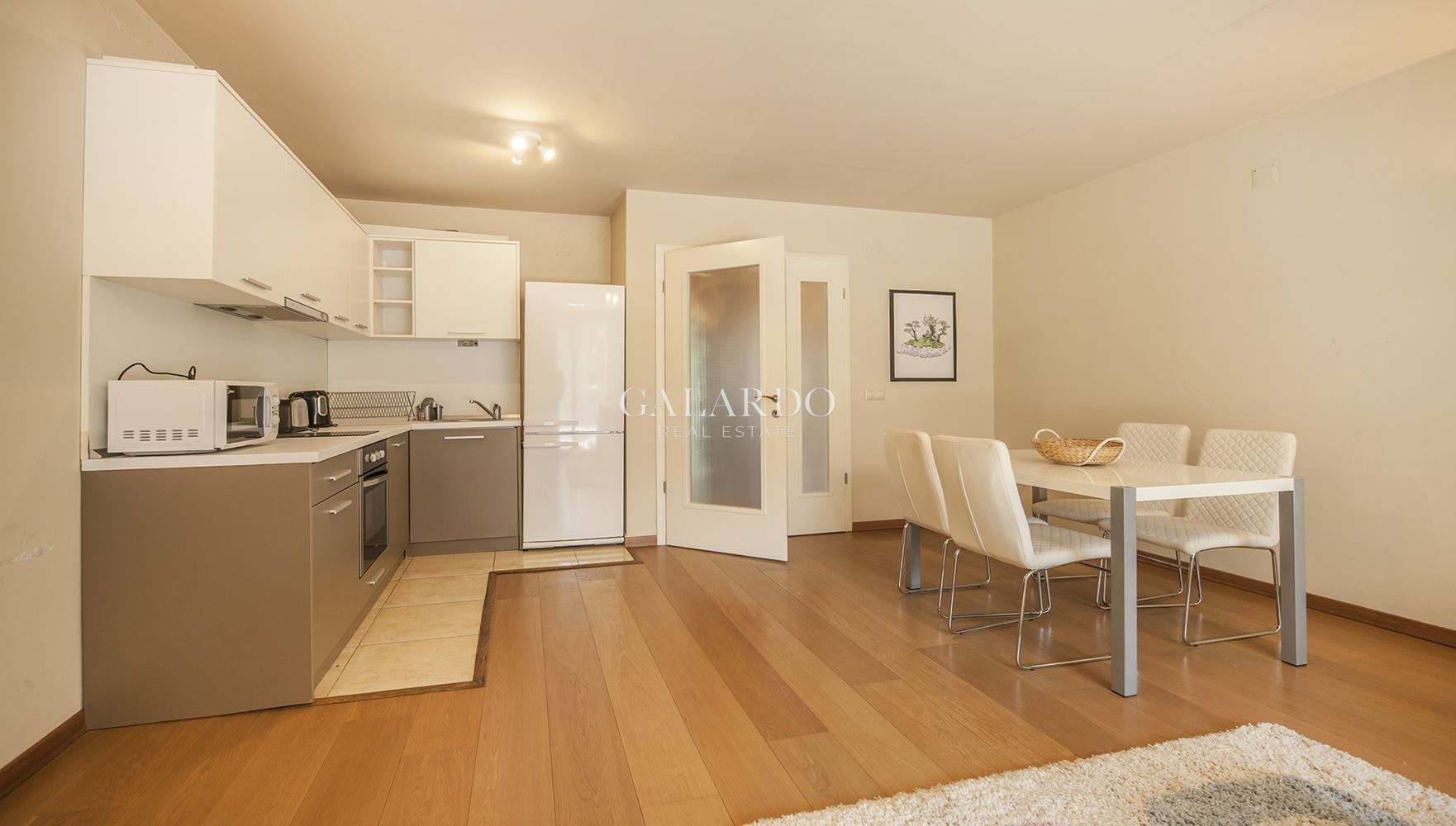 Fully furnished apartment in the center of the Capital