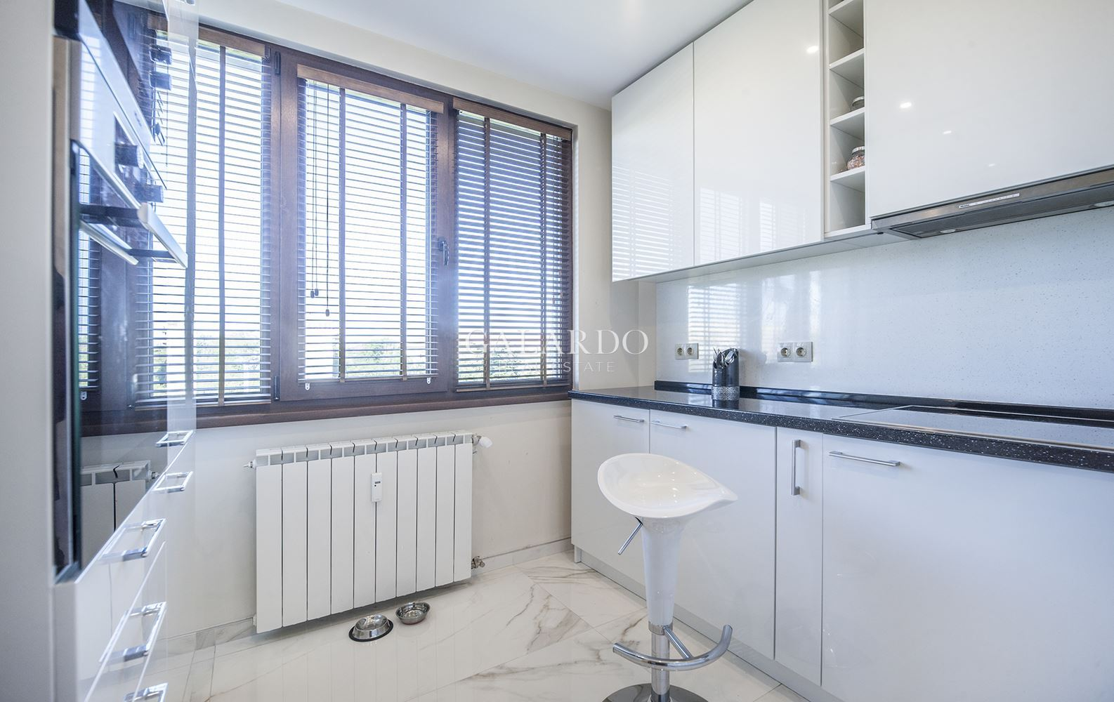 Cozy and bright two bedroom apartment in Iztok district
