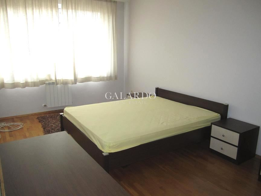 Three bedroom apartment for rent in Lozenets district
