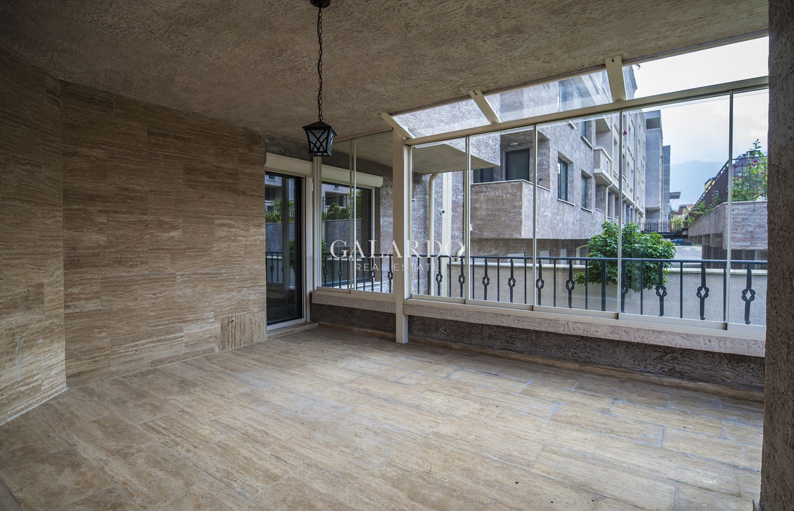 New three-bedroom apartment for rent in gated complex