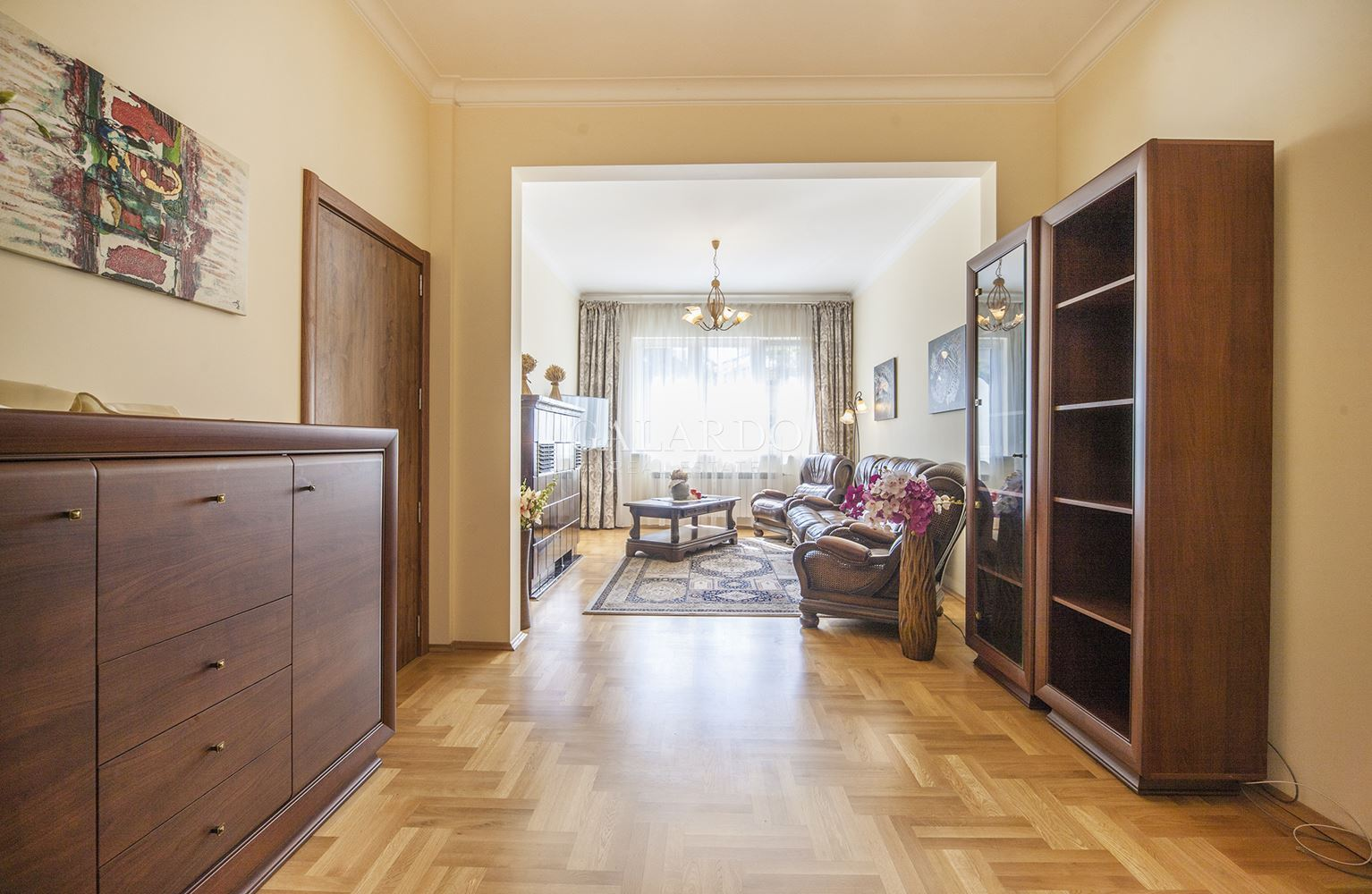 Spacious and luxurious apartment in the top center of Sofia