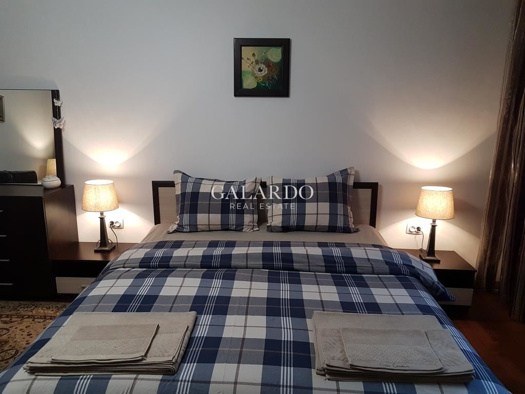 Fully furnished and equipped 3 bedroom apartment in the area of the National Palace of Culture