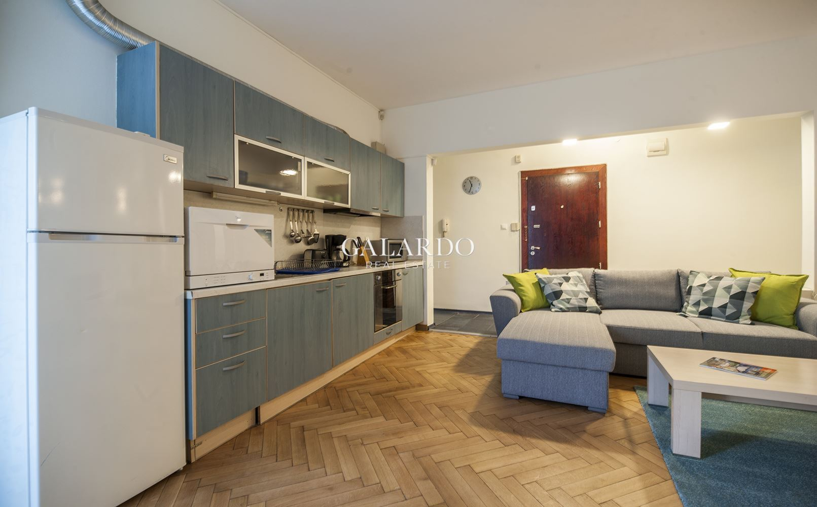 Spacious and cozy two-bedroom apartment just meters from Vitosha Blvd.