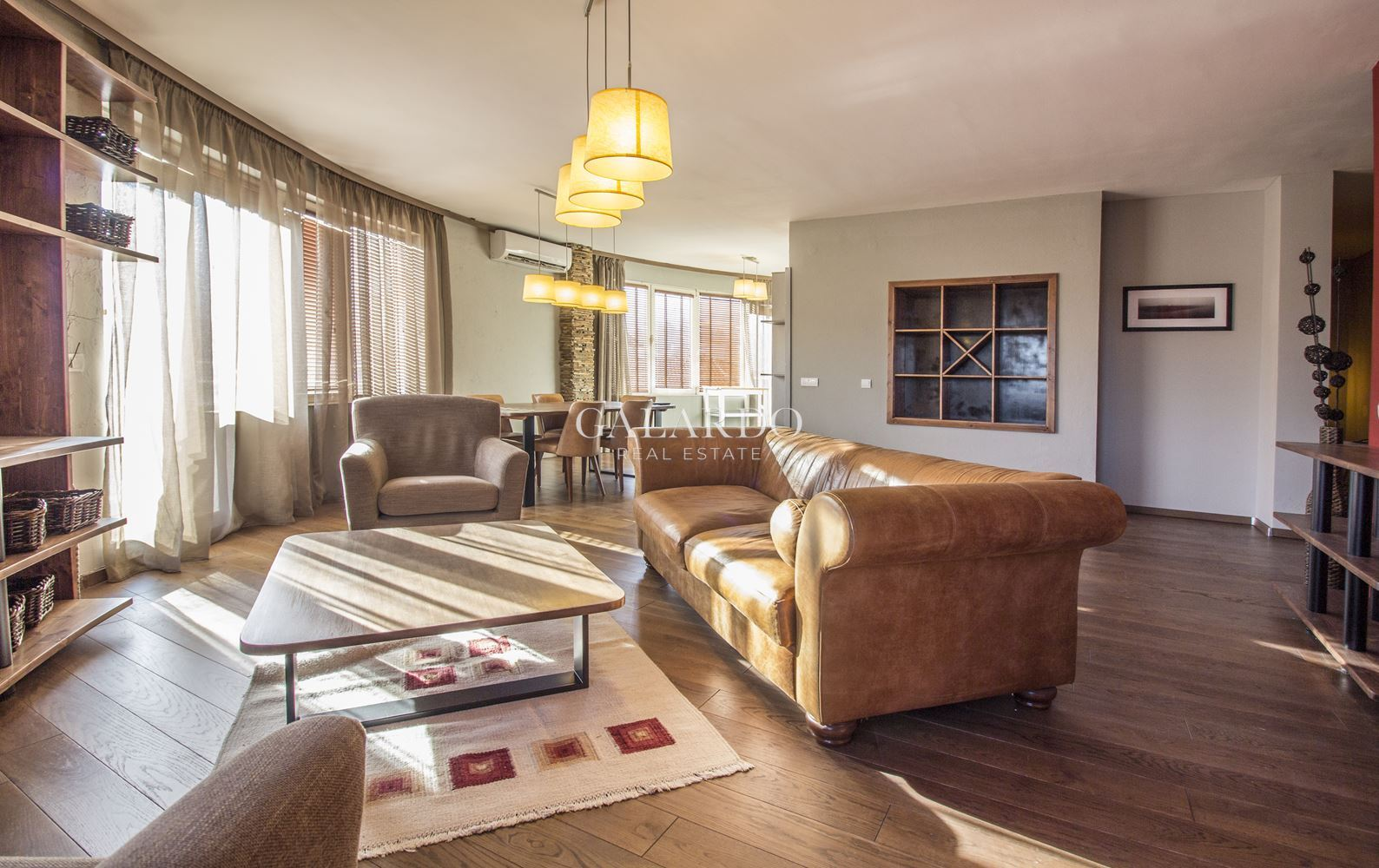 Spacious three bedroom apartment in Dragalevtsi district