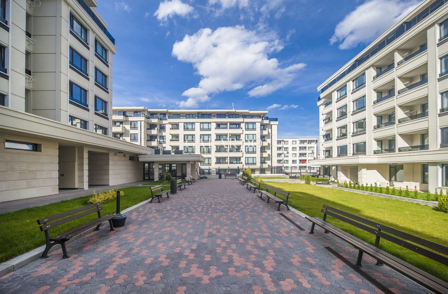 Perfect one bedroom apartment for sale in Marble Residence Mladost 2