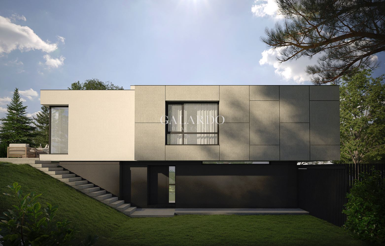 Functional house with private yard in Dragalevtsi
