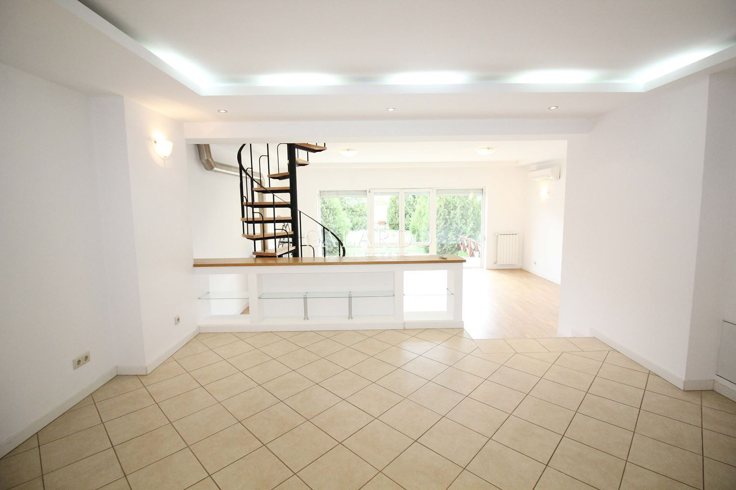 House for rent in a gated complex in Vitosha