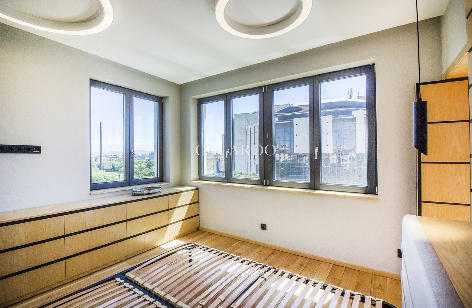 Unique one bedroom apartment with amazing view