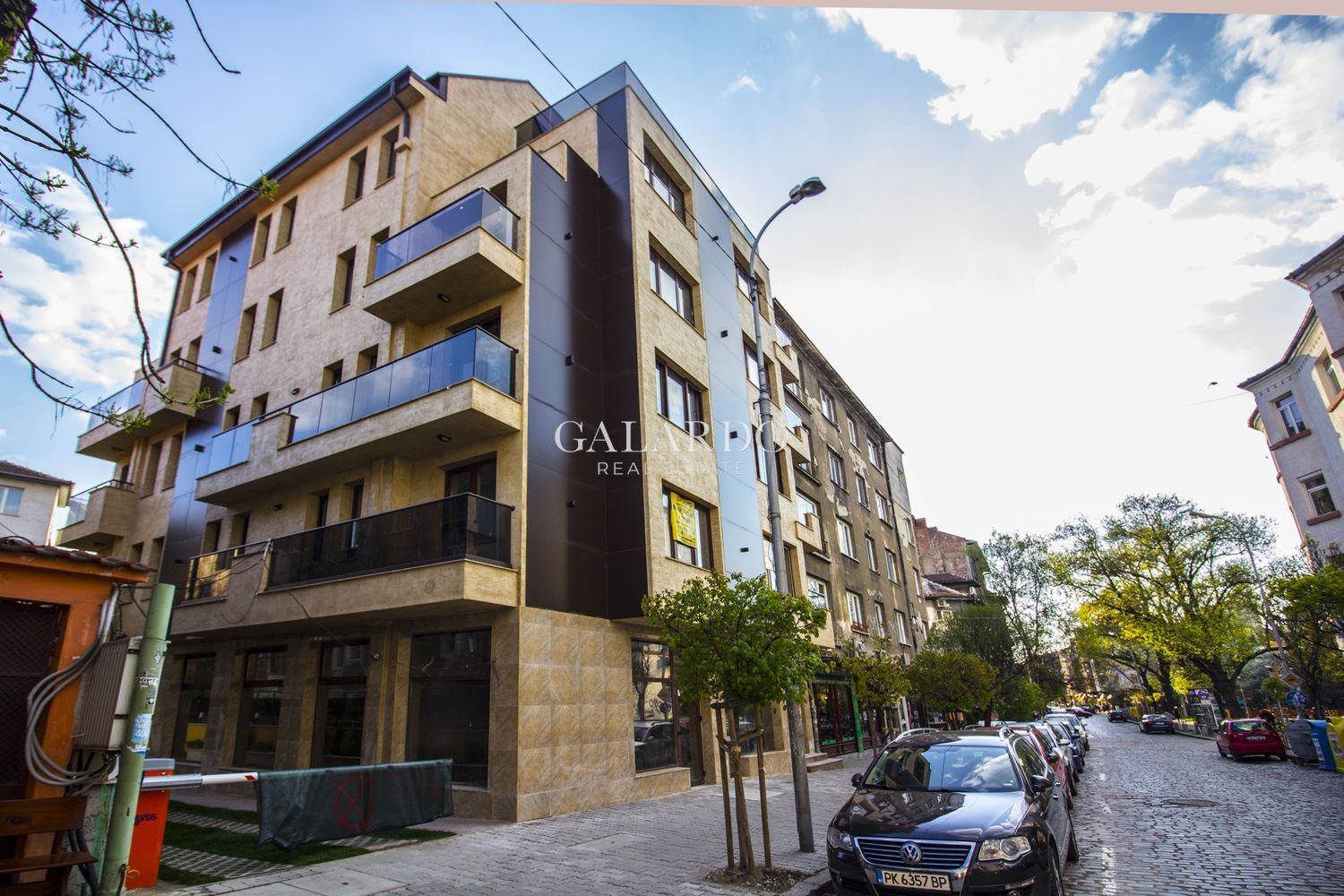 Two-bedroom apartment in a new luxury building in Yavorov