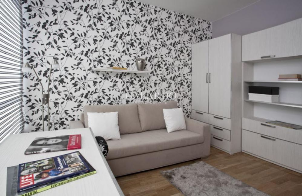 Two-bedroom apartment in a luxury building