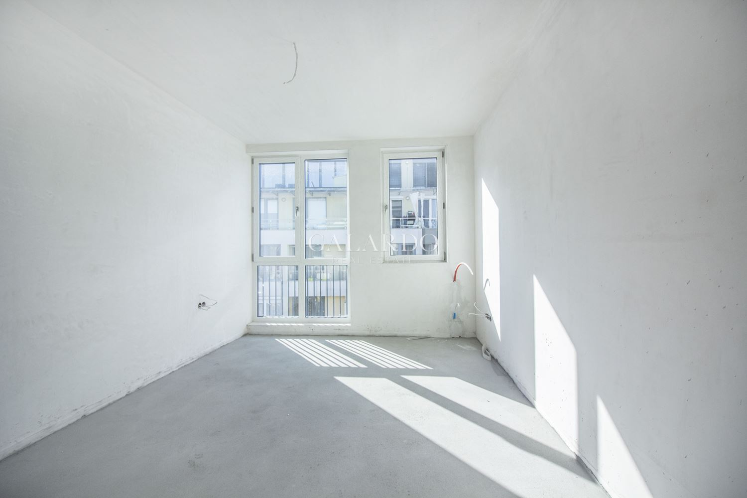 Three bedroom apartment in a new building