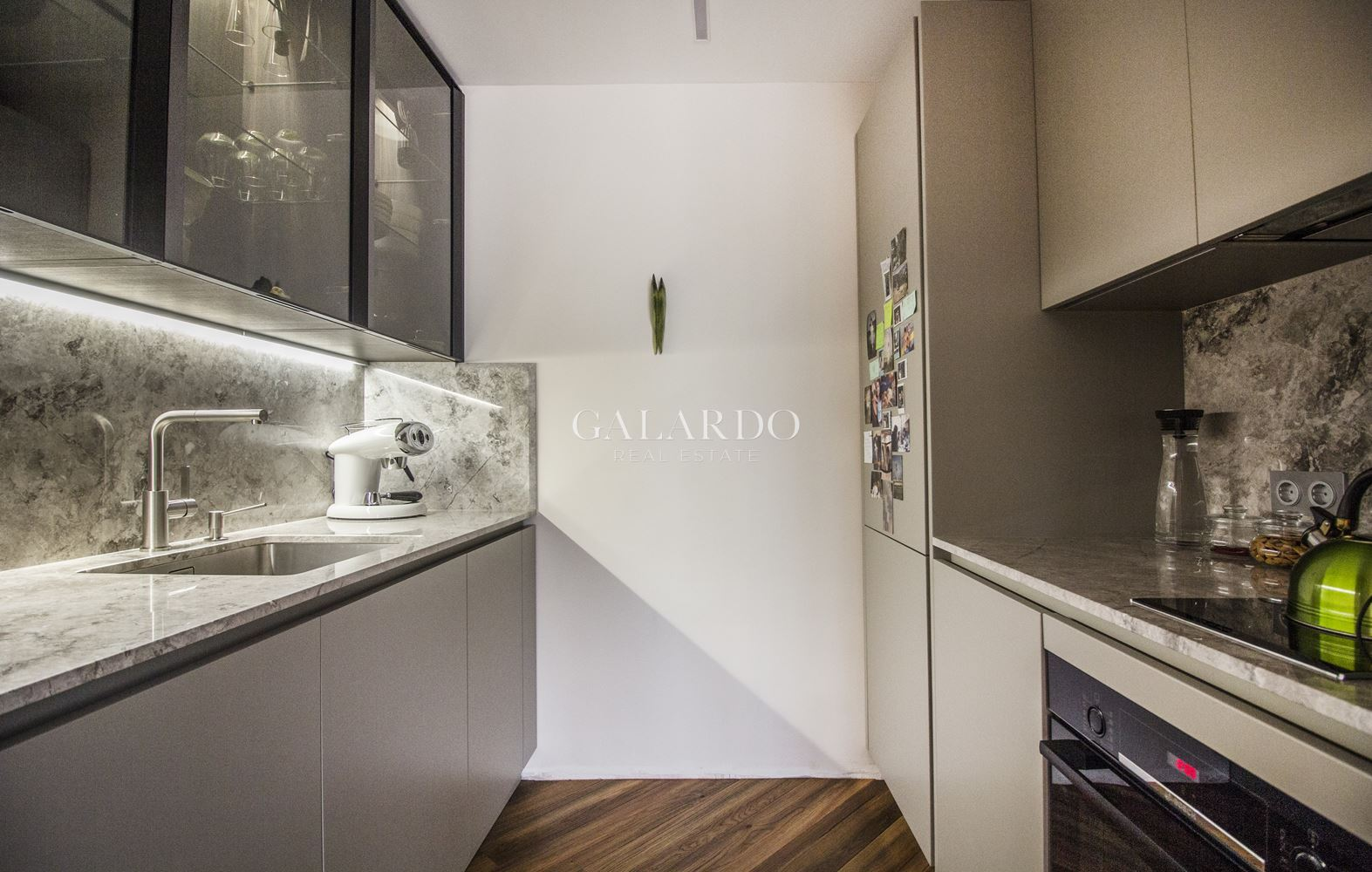 Luxury one-bedroom apartment for sale