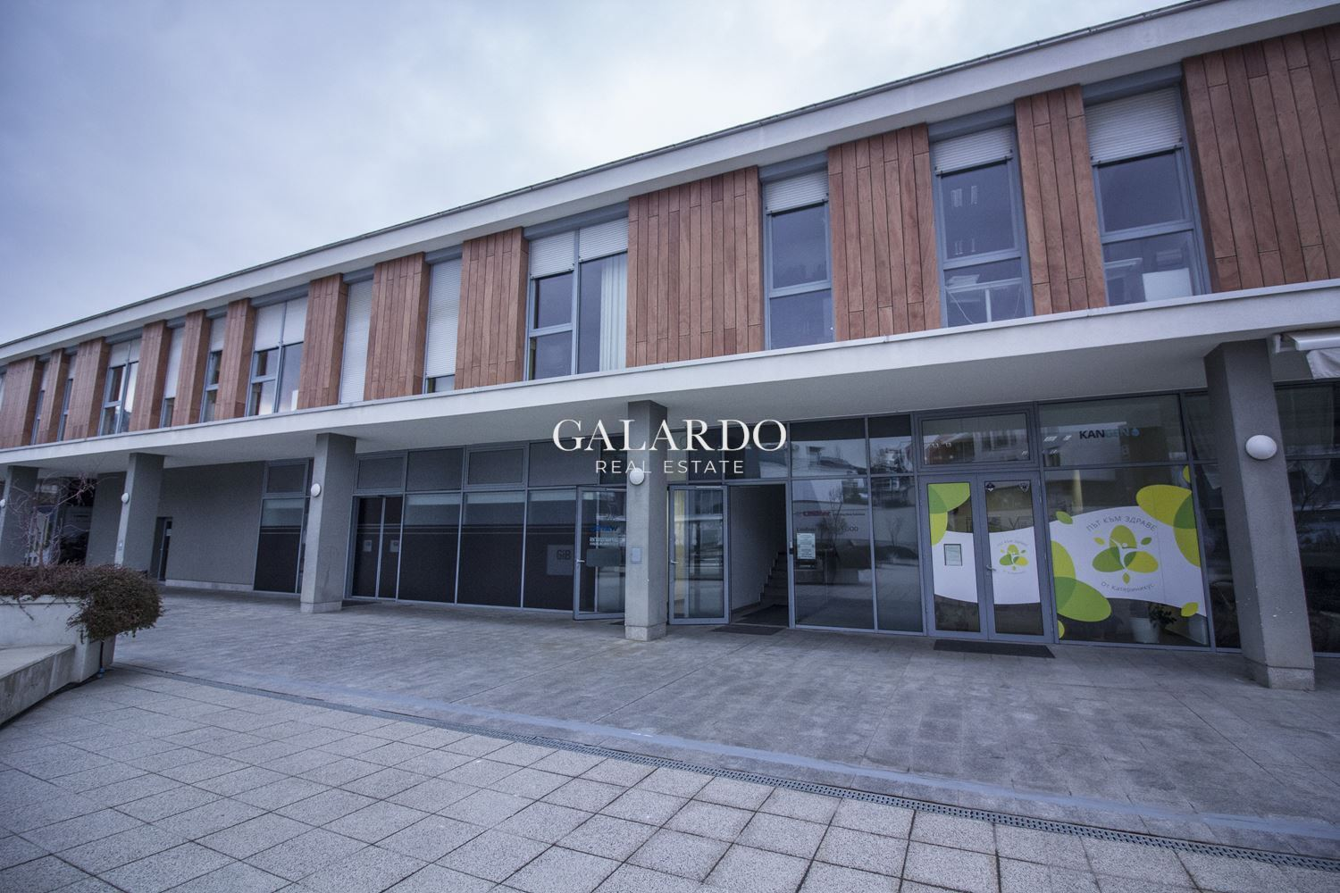 Lovely bright furnished office in Residential Park Sofia