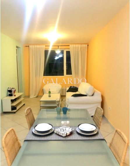 Spacious one-bedroom apartment with an excellent location in Manastirski Livadi