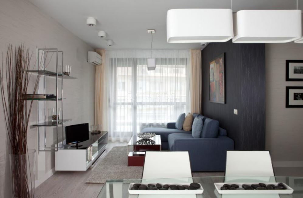 Luxury two-bedrooms apartment in the Center