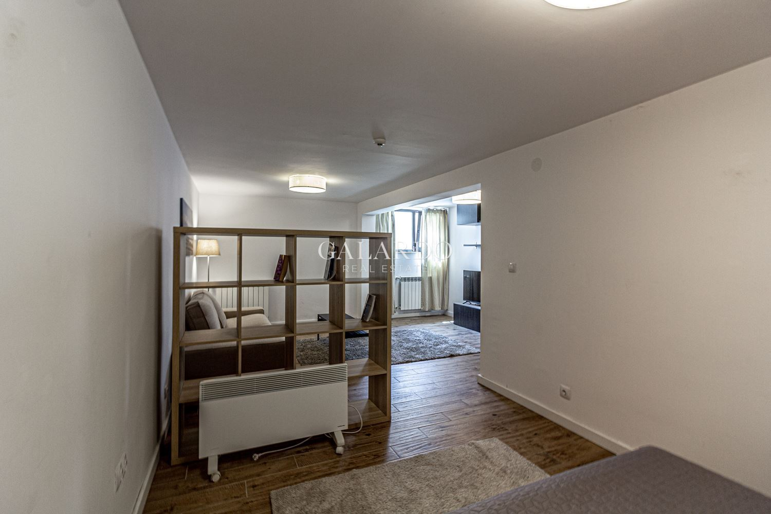 Furnished stylish house for rent in a closed-type complex
