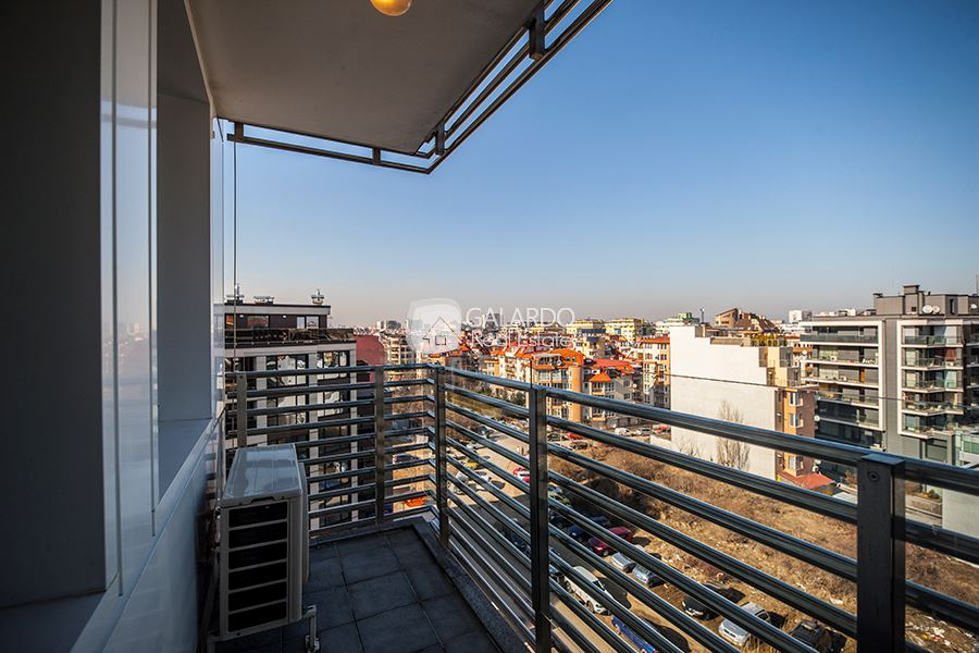 Furnished one bedroom apartment on Bulgaria Blvd.