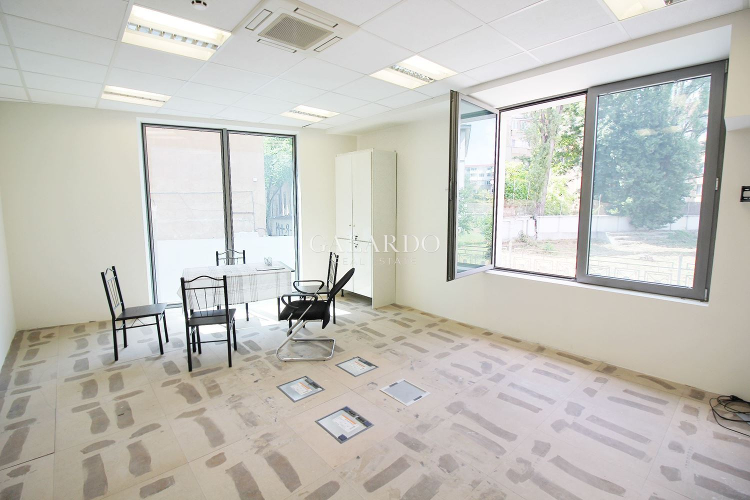 Furnished Office after repair in ideal center